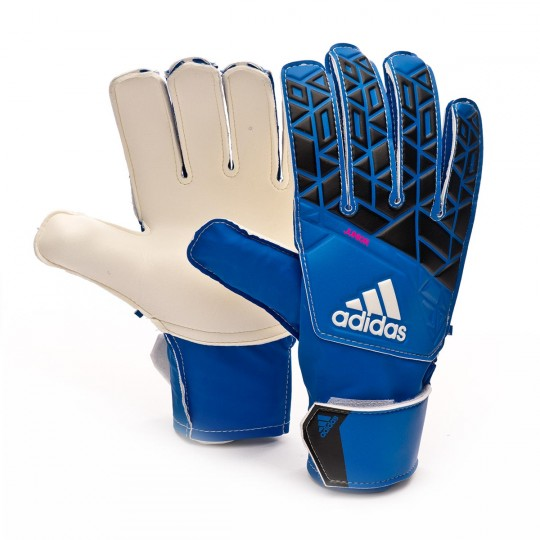 Luvas  adidas jr Ace Blue-Black-White