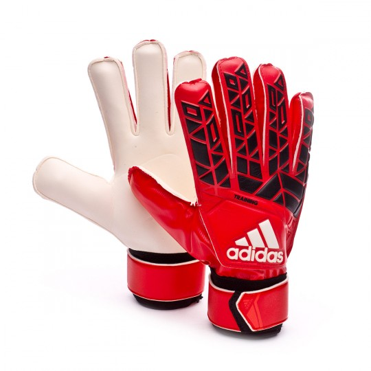 Guante  adidas jr Ace Red-Black