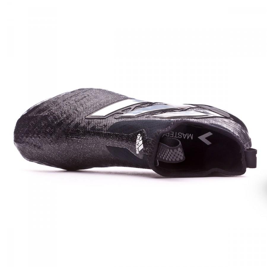 new product 5317e 69a28 Zapatos de fútbol adidas Ace 17+ Purecontrol FG Niño Core black-White-Core  black - Soloporteros es ahora Fútbol Emotion