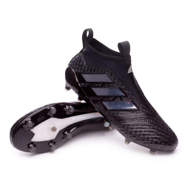 e660e08a812e7 Zapatos de fútbol adidas Ace 17+ Purecontrol Core black-White-Core ...