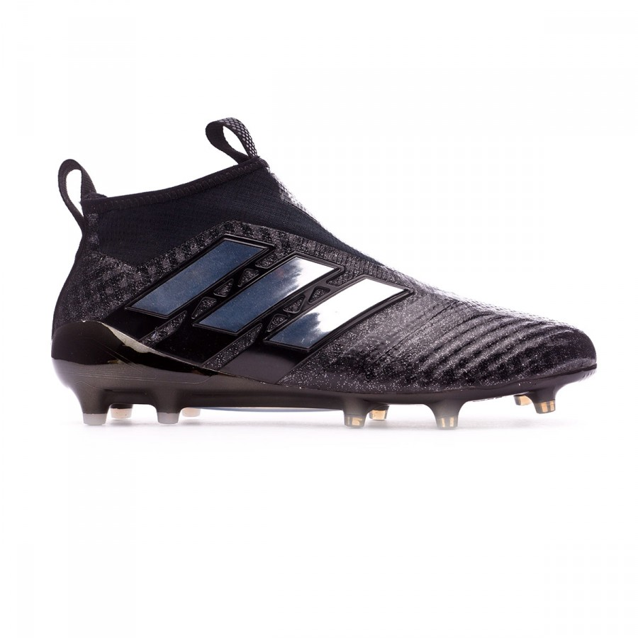 ec0473712 Football Boots adidas Ace 17+ Purecontrol Black-White - Tienda de fútbol  Fútbol Emotion