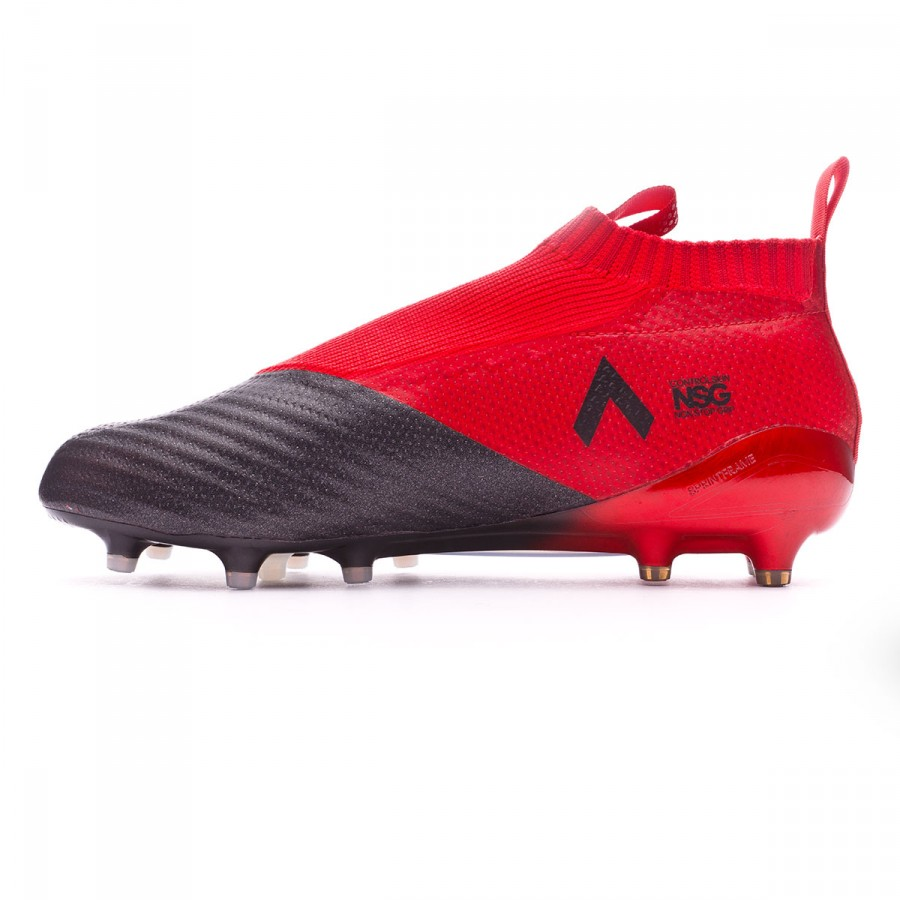 cd7bbdfae2e Football Boots adidas Ace 17+ Purecontrol Red-White - Football store Fútbol  Emotion