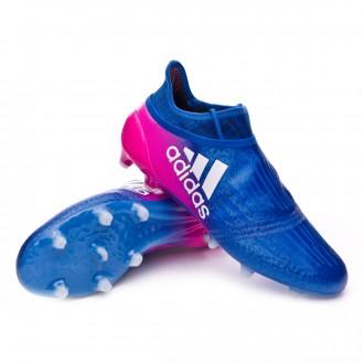 X 16+ Purechaos FG Blue-White-Shock pink