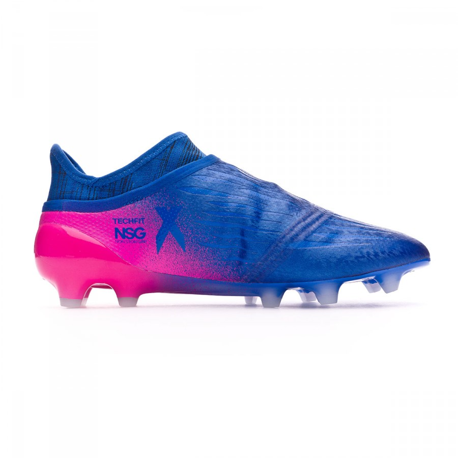 Blue and pink nike soccer cleats (com imagens) | Chuteiras