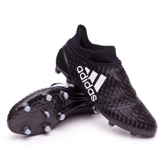 Bota  adidas X 16+ Purechaos FG Core black-White-Core black