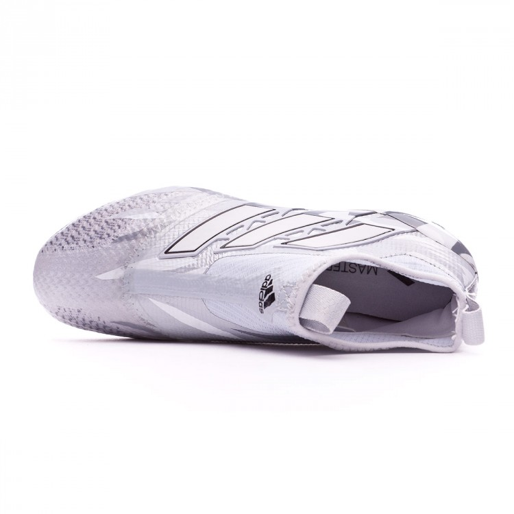 new arrival 3642c ccb16 bota-adidas-jr-ace-17-purecontrol-fg-clear-. adidas. Bota Ace 17+ Purecontrol  FG Niño Clear grey-White-Core black ...