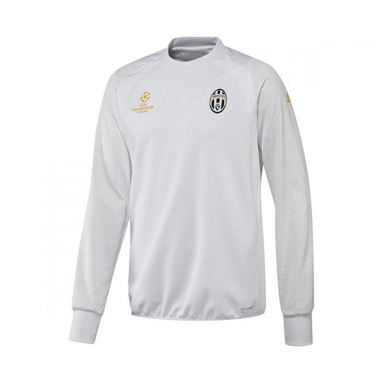 Sudadera  adidas Juventus Training Top 2016-2017 White