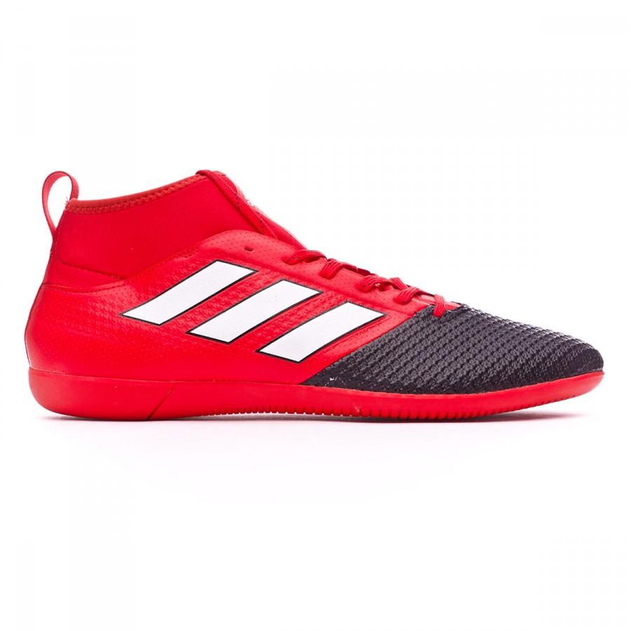 8db4ac36fe9 Futsal Boot adidas Ace 17.3 Primemesh IN Red-White-Core black - Football  store Fútbol Emotion