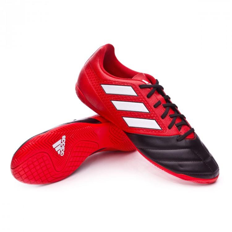 40f85912de9 Futsal Boot adidas Ace 17.4 IN Red-White-Core black - Tienda de ...
