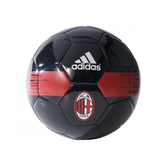 Balón  adidas AC Milan 2016-2017 Black-Red-Gold