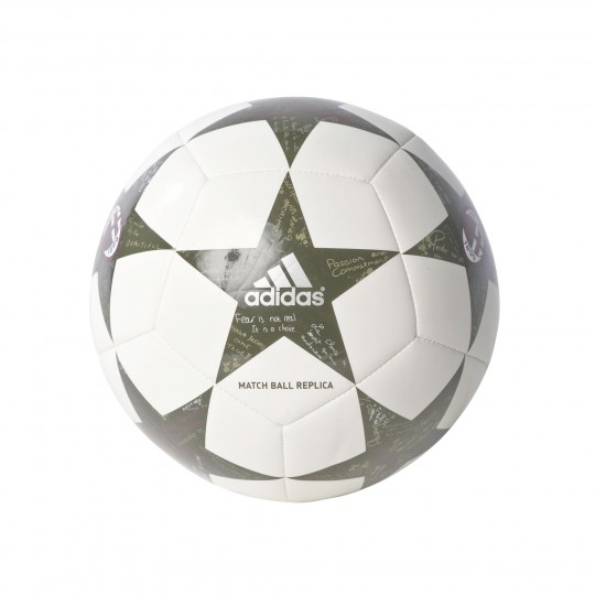 Balón  adidas Finale 16 Mini Milan White-Night cargo