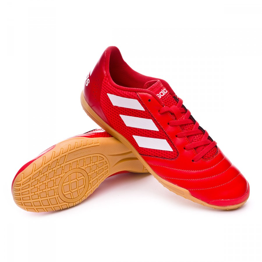 6d317789b3e2 Futsal Boot adidas Ace 17.4 Sala Red-White-Scarlet - Football store ...