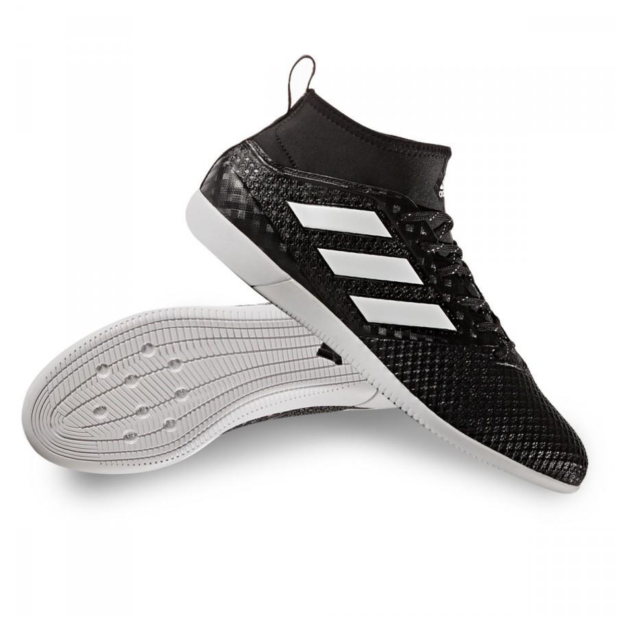 4d9ea8818ad6a Futsal Boot adidas Ace 17.3 Primemesh IN Core black-White-Night ...