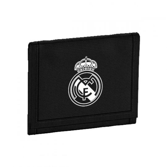 Cartera  adidas Real Madrid 2016-2017 Black-White
