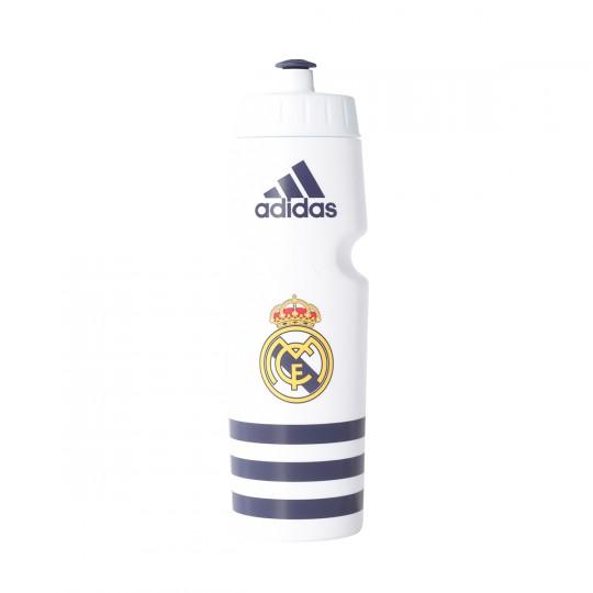 Botella  adidas Real Madrid 2016-2017 Crystal white-Raw purple
