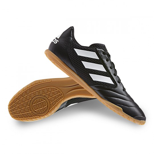 Zapatilla de fútbol sala  adidas Ace 17.4 Sala Core black-White-Copper metallic