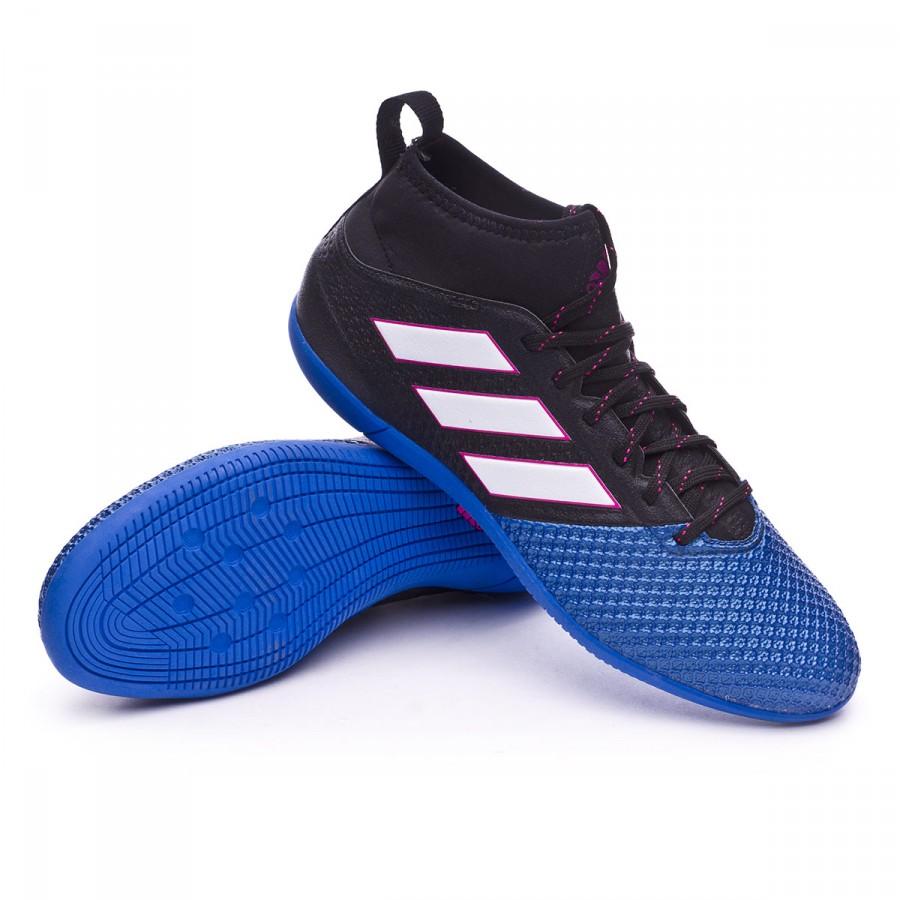 zapatillas futbol adidas azul