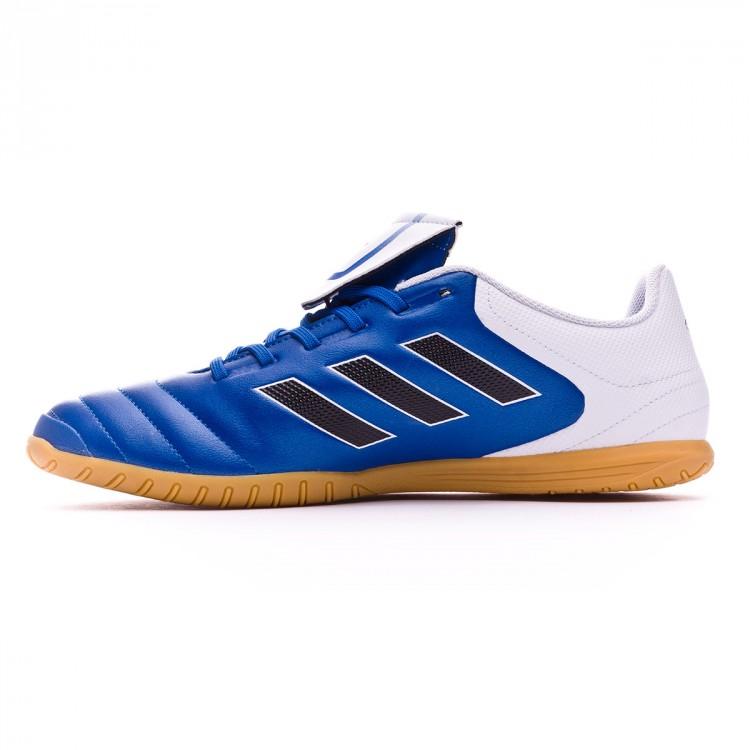 Futsal Boot adidas Copa 17.4 IN Blue-White-Core black - Football ... aed28ab23810f