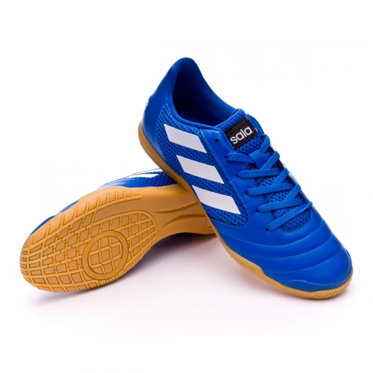 Zapatilla de fútbol sala  adidas Ace 17.4 Sala Blue-White-Core black