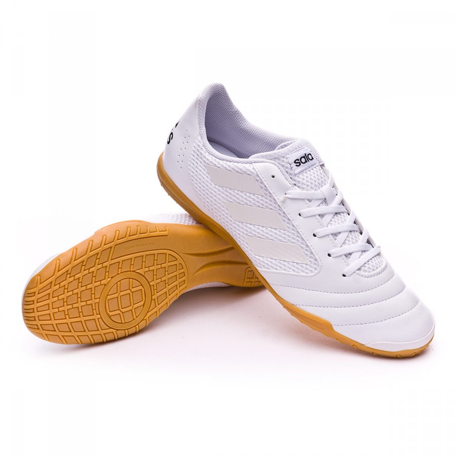 Tenis adidas Ace 17.4 Sala Clear grey-White - Soloporteros es ahora Fútbol  Emotion d8d48621e545a