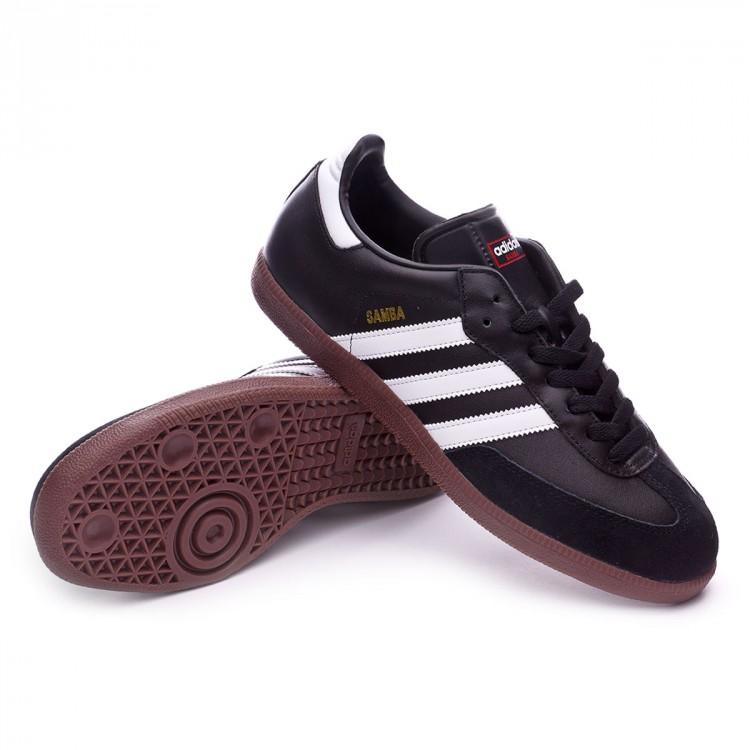 Zapatilla adidas Samba Black - Soloporteros es ahora Fútbol Emotion 2194faaa92422