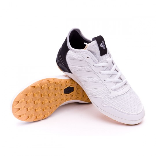 Sapatilha de Futsal  adidas jr Ace Tango 17.2 IN White-Core black