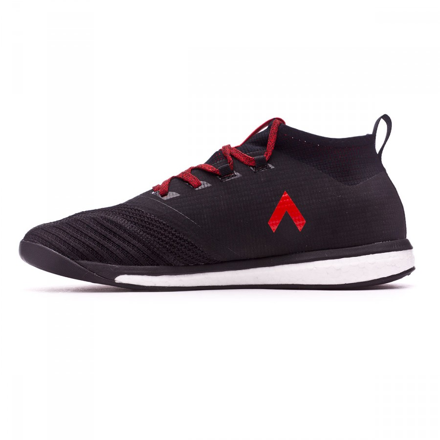 trainers adidas ace tango 17 1 tr core black red. Black Bedroom Furniture Sets. Home Design Ideas