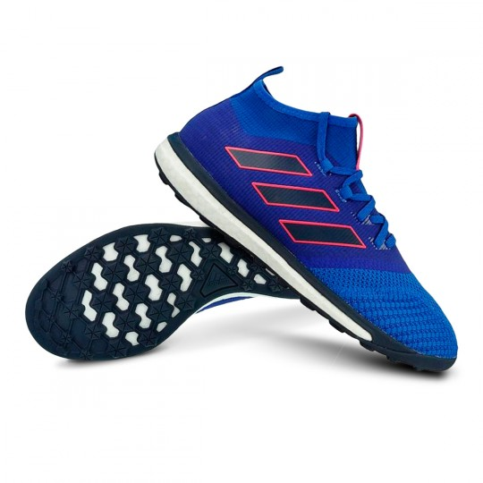 Zapatilla  adidas Ace Tango 17.1 TR Blue-Collegiate navy-Shock pink