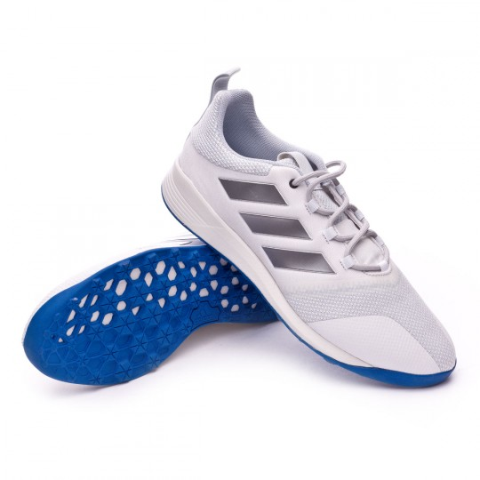 Zapatilla  adidas Ace Tango 17.2 TR Crystal White-Silver metallic-Blue