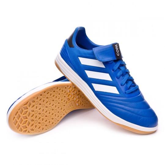 Zapatilla  adidas Copa Tango 17.2 TR Blue-Crystal white-Core black