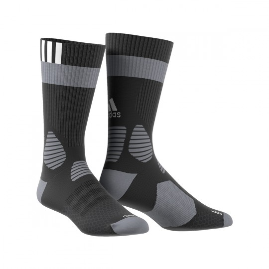 Calcetines  adidas Light Black-Grey