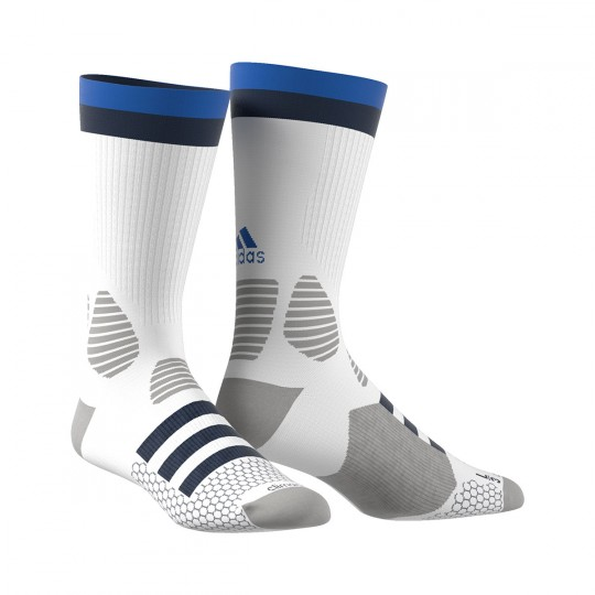 Calcetines  adidas X White-Blue