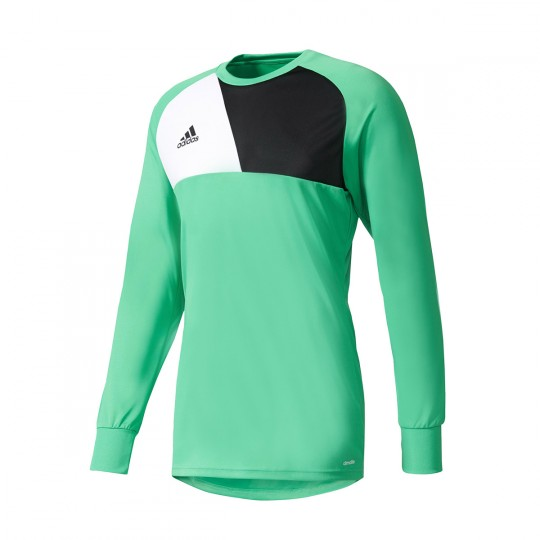 Camisola  adidas Assita 17 GK Solar green-White