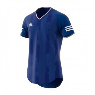 Camiseta  adidas Tango F Blue