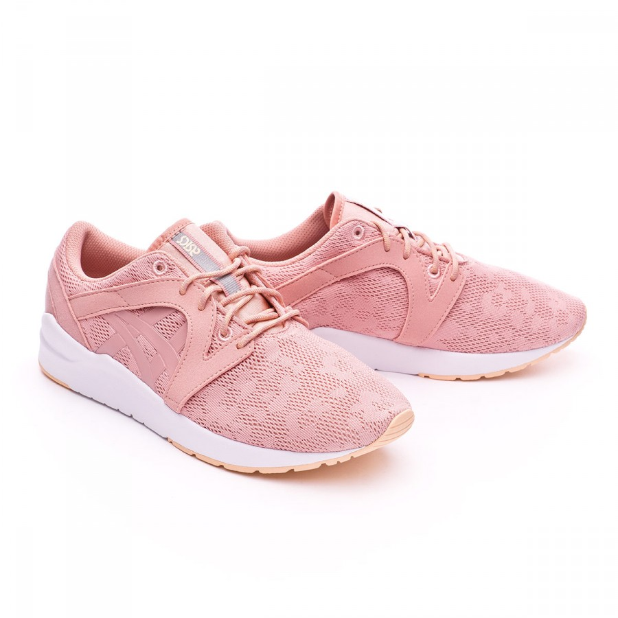 asics gel mujer casual beig