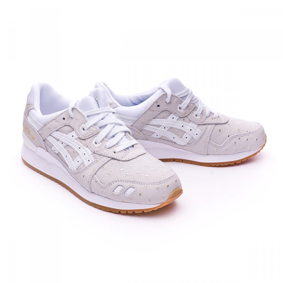 5cd86c83b9059 Trainers Asics Gel-Lyte III Mujer White-White - Football store ...
