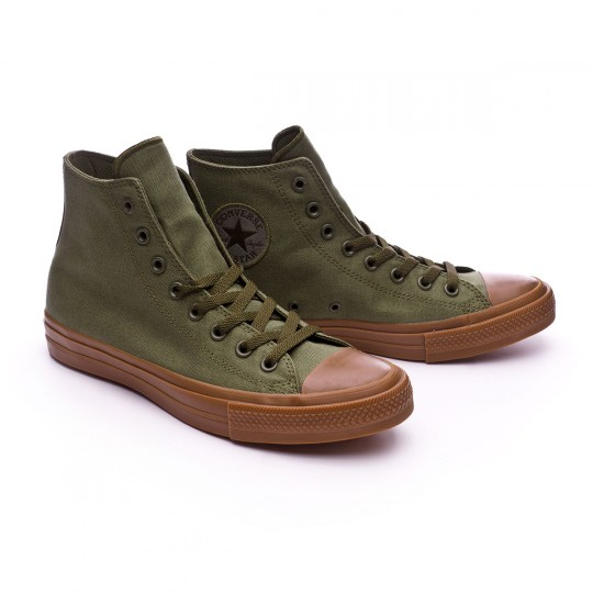 Sapatilha  Converse Chuck Taylor All Star II HI Herbal-Gum