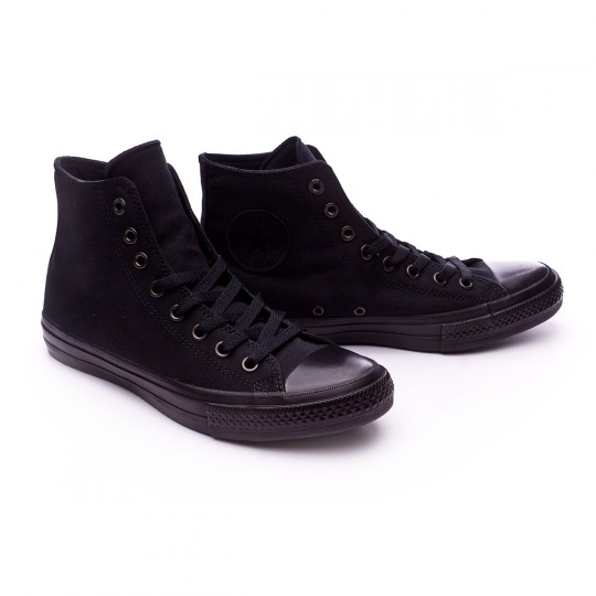 Sapatilha  Converse Chuck Taylor All Star II HI Black