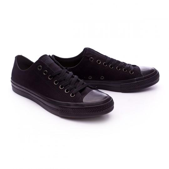 Sapatilha  Converse Chuck Taylor All Star II OX Black