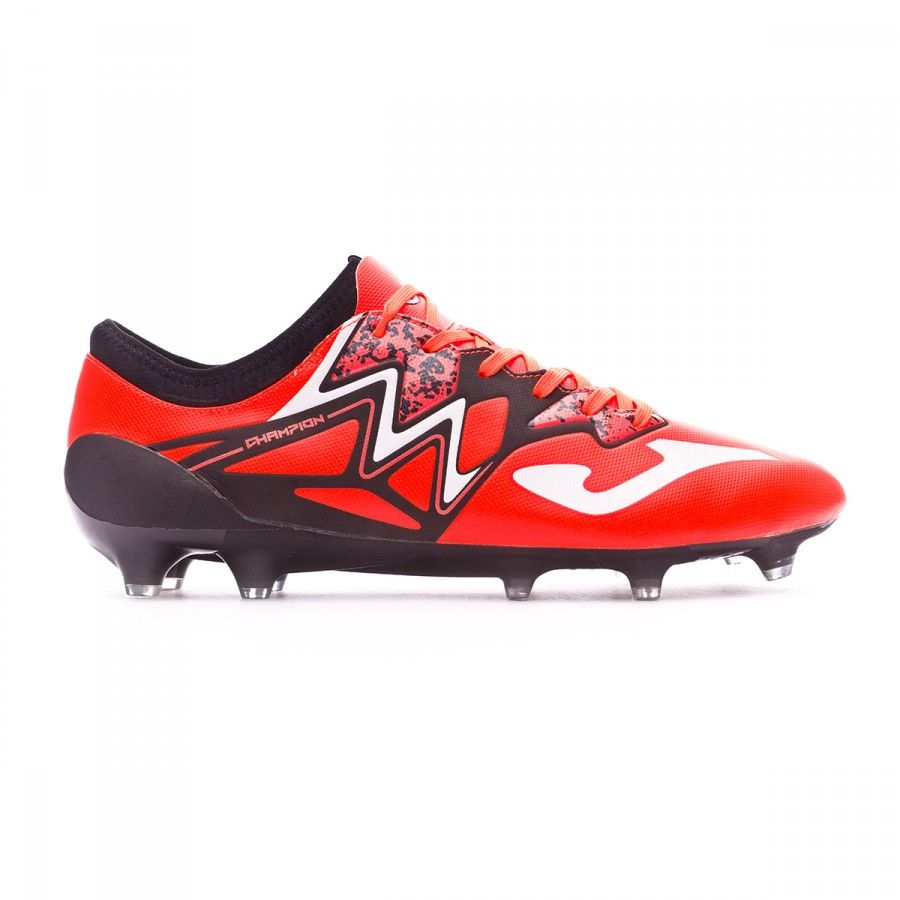 3609e65dc06 Football Boots Joma Champion Max FG Orange-Black-White - Football store  Fútbol Emotion