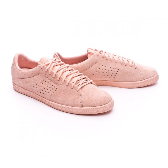 Trainers Le coq sportif Charline Nubuck Mujer Rose cloud - Soloporteros is  now Fútbol Emotion