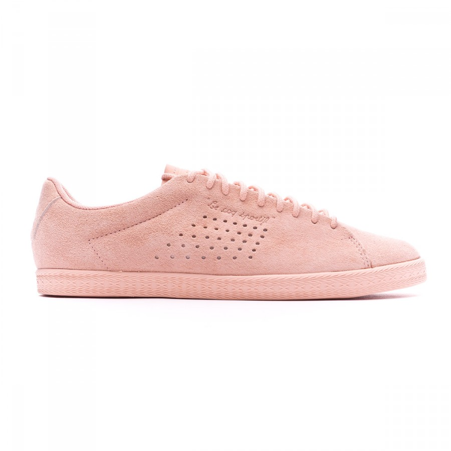 af4740768151 Trainers Le coq sportif Charline Nubuck Mujer Rose cloud - Football store  Fútbol Emotion