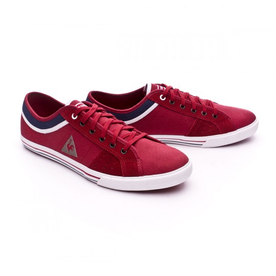 Zapatilla  Le coq sportif Saint Ferdinand CVS Suede Ruby wine-Dress blue