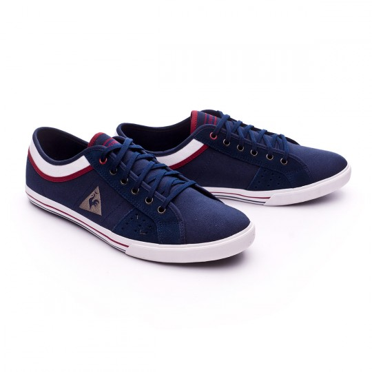 Zapatilla  Le coq sportif Saint Ferdinand CVS Suede Dress blue-Ruby wine