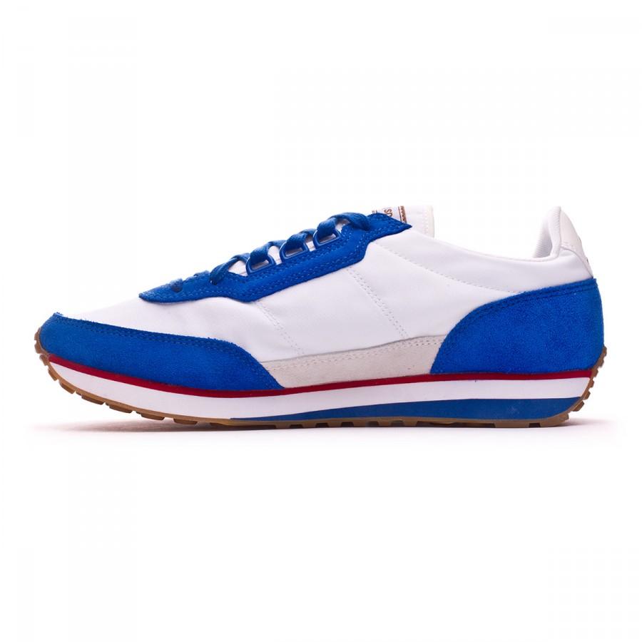 daf1cf39bc89 Trainers Le coq sportif Azstyle Gum Optical white-Classic blue - Tienda de  fútbol Fútbol Emotion