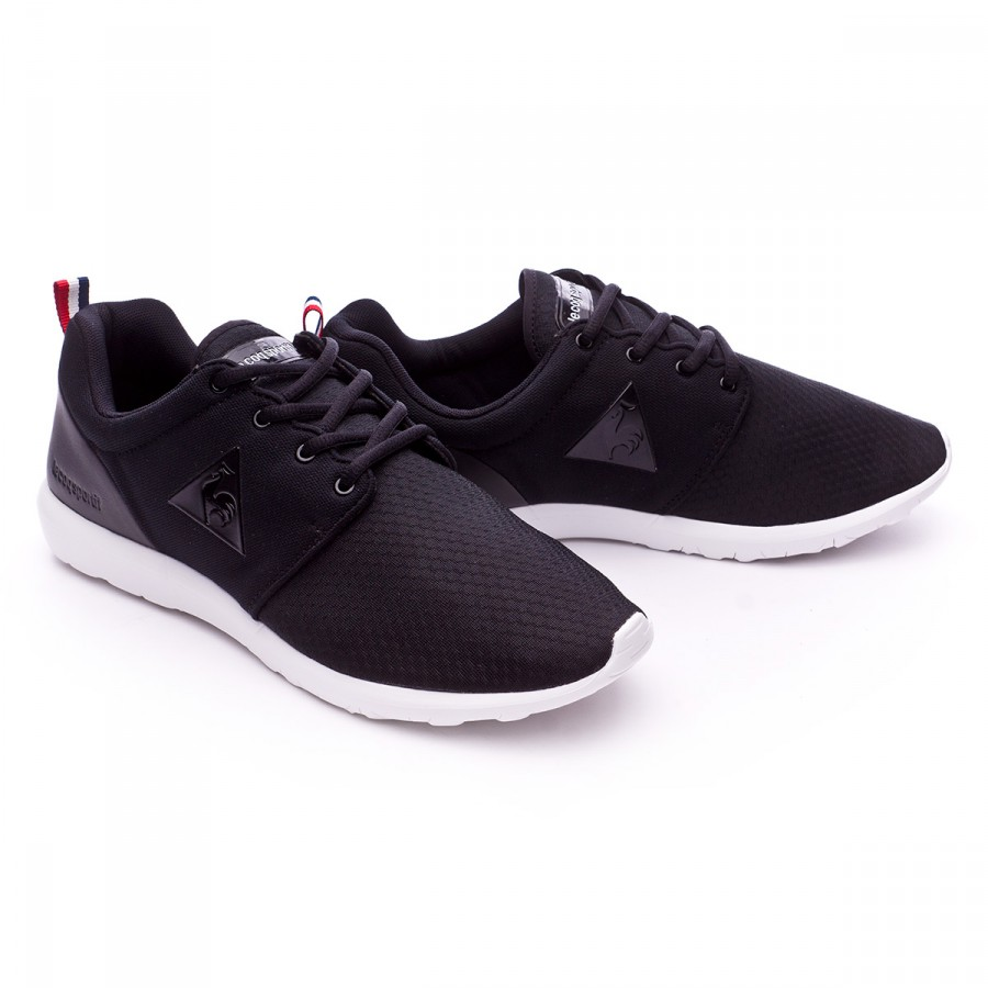 65d5ff1f544b Trainers Le coq sportif Dynacomf Open Mesh Black-Optical white ...