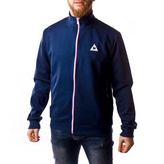 Chaqueta  Le coq sportif ESS SP FZ Dress blue