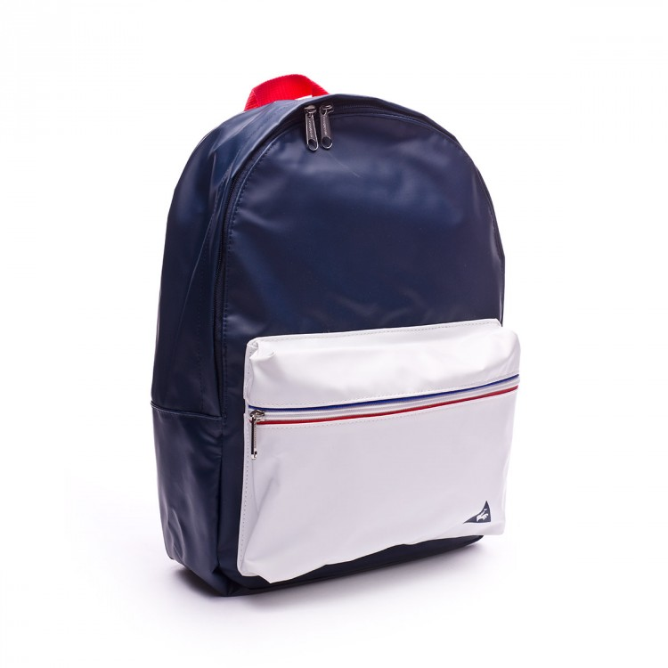 Bag Le coq sportif TRI SP Backpack Dress blue - Football store ... e76d43711f844