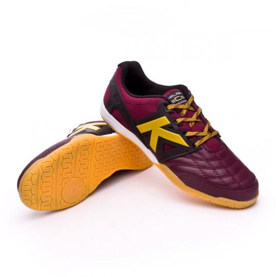 Chaussure de futsal  Kelme Subito 4.0 Bordeaux