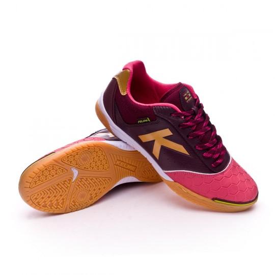 Chaussure de futsal  Kelme Feline 4.0 Burdeos